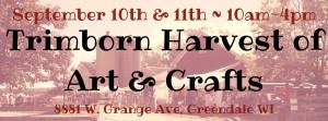Trimborn Harvest of Art & Crafts